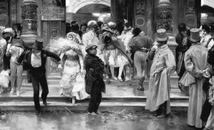 José_García_Ramos_Leaving_a_Masqued_Ball