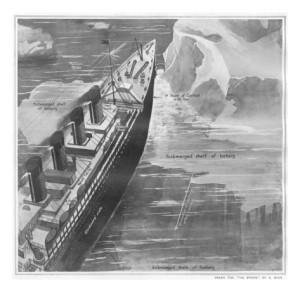 titanic-hitting-iceberg